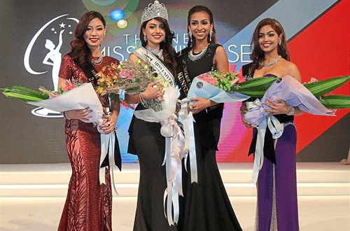 THE LIST OF MISS MALAYSIA TITLE HOLDERS
